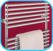 Tempted by a new towel rail?